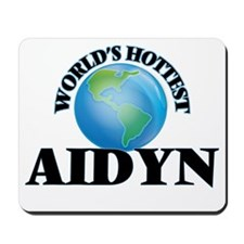 World's Hottest Aidyn Mousepad