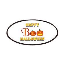 Halloween - Boo Pumpkin Patches