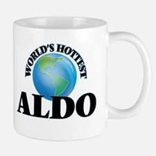 World's Hottest Aldo Mugs