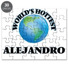 World's Hottest Alejandro Puzzle