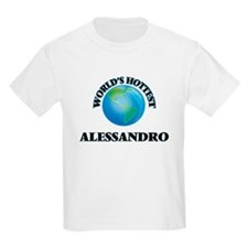 World's Hottest Alessandro T-Shirt