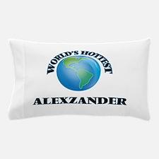 World's Hottest Alexzander Pillow Case
