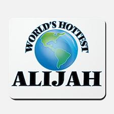 World's Hottest Alijah Mousepad