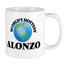 World's Hottest Alonzo Mugs