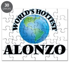World's Hottest Alonzo Puzzle