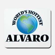 World's Hottest Alvaro Mousepad