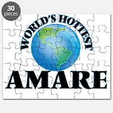 World's Hottest Amare Puzzle