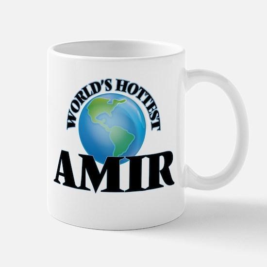 World's Hottest Amir Mugs