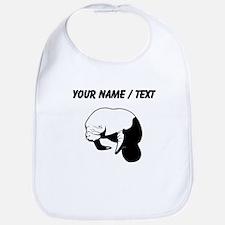Custom Manatee Bib