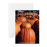 Fall Blessings Greeting Cards (Pk of 10 Blank)