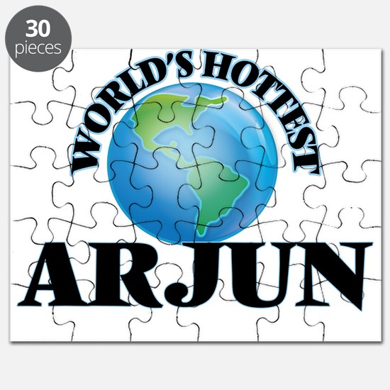 World's Hottest Arjun Puzzle