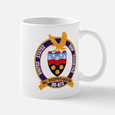 USS HAWKINS Small Small Mug