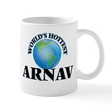 World's Hottest Arnav Mugs