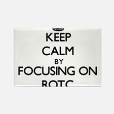 Keep Calm by focusing on Rotc Magnets