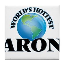 World's Hottest Aron Tile Coaster