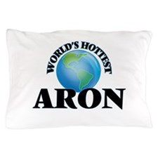 World's Hottest Aron Pillow Case