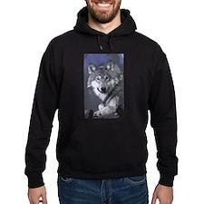 Wolf 051 Hoodie