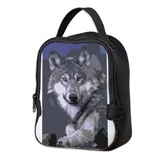 Wolf 051 Neoprene Lunch Bag