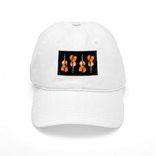 Violas-ViolinsRug.png Baseball Cap