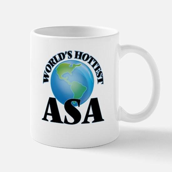 World's Hottest Asa Mugs