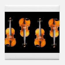 Violas-ViolinsRug.png Tile Coaster