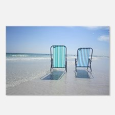 Life's A Beach Postcards (Package of 8)