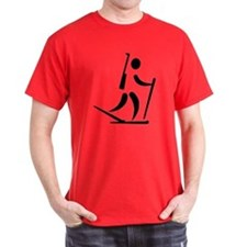 Biathlon icon T-Shirt