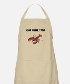 Custom Red Lobster Apron