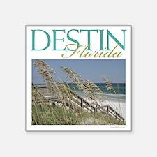 Destin Beach Access Sticker