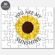You Are My Sunshine Puzzle