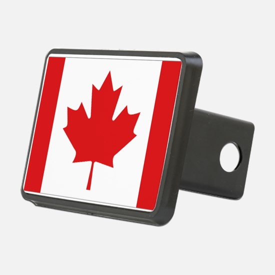 Canada National Flag Hitch Cover