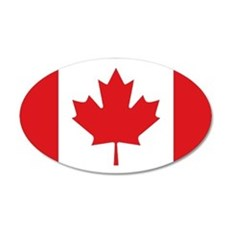 Canada National Flag Wall Decal