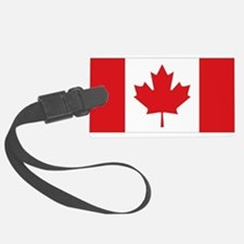 Canada National Flag Luggage Tag