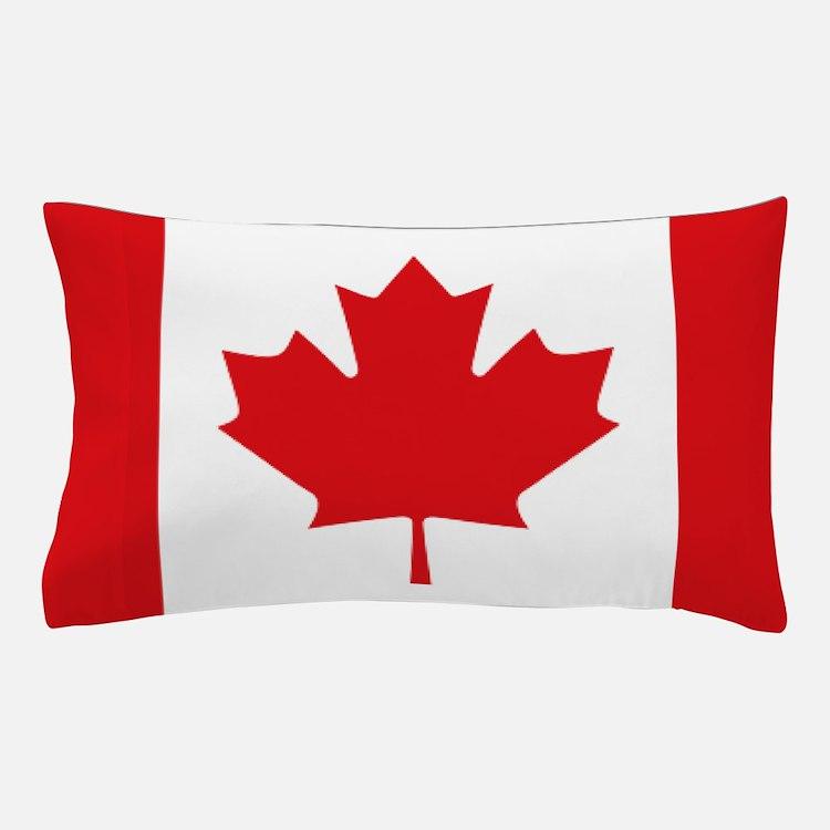 Canada National Flag Pillow Case