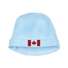 Canada National Flag baby hat