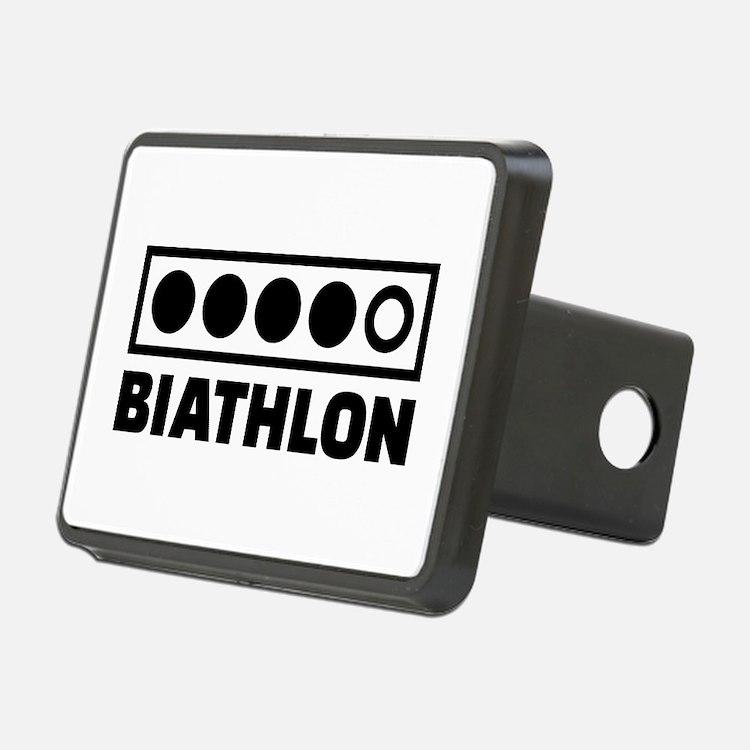 Biathlon target Hitch Cover