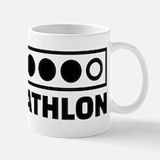 Biathlon target Mug