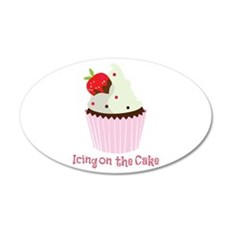 Icing On The Cake Wall Decal