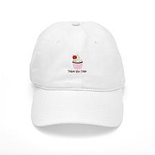Take The Cake Baseball Baseball Cap