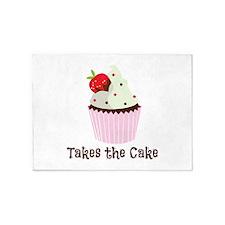 Take The Cake 5'x7'Area Rug