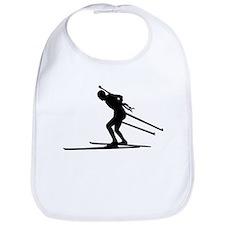Biathlon skiing Bib
