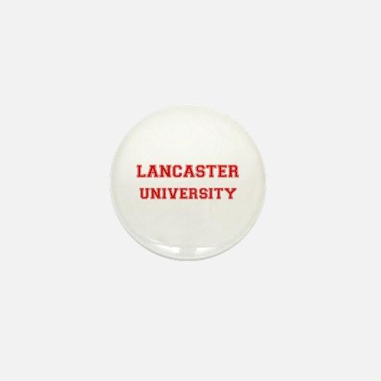 LANCASTER UNIVERSITY Mini Button