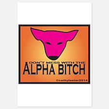Alpha B Invitations