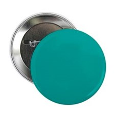 "Turquoise Solid Color 2.25"" Button (10 pack)"