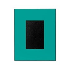 Turquoise Solid Color Picture Frame