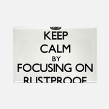 Keep Calm by focusing on Rustproof Magnets