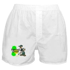 Paintball Geezer Boxer Shorts