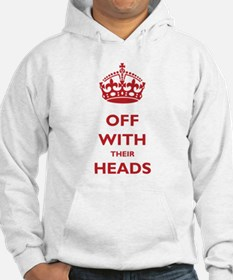 Off With Their Heads Hoodie