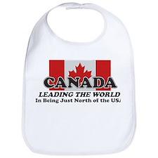 Oh, Canada... Bib