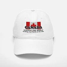 Oh, Canada... Baseball Baseball Cap